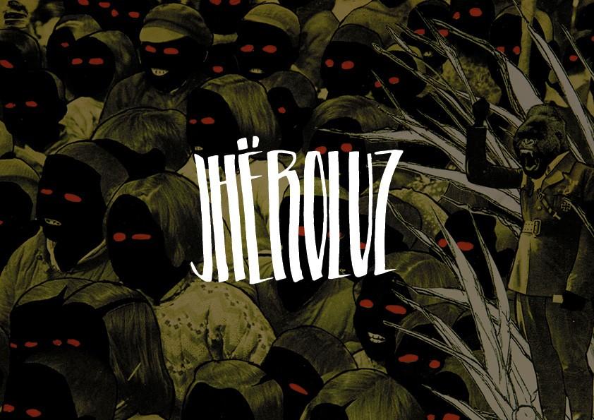 Conception et fabrication Album CD | Jheroluz – La Mélodie de darwin