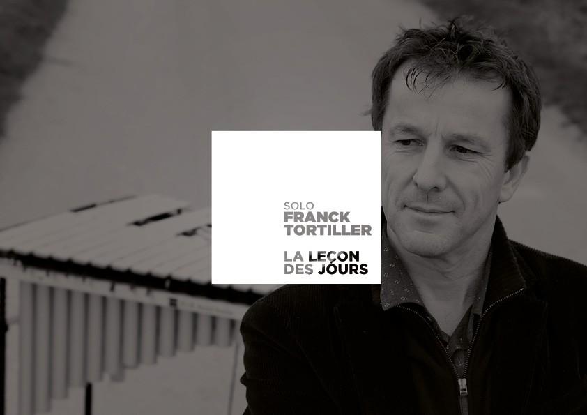 Conception graphique et communication pour Album CD Jazz | Franck Tortiller – Label MCO