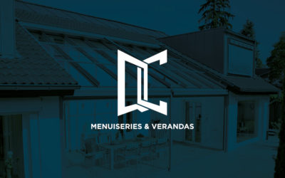 Création de logo et carte de visite | QC Menuiseries | Bourgogne