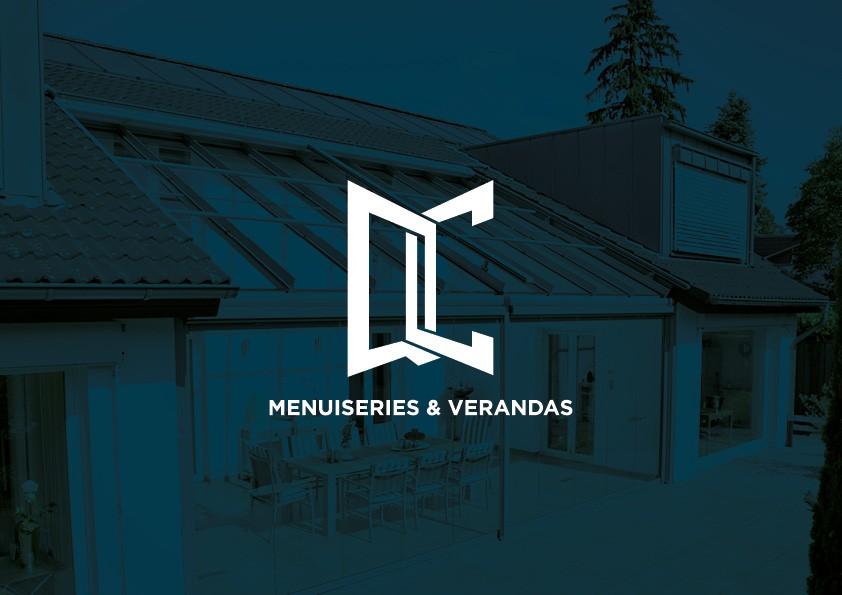 Création de logotype  | QC Menuiseries