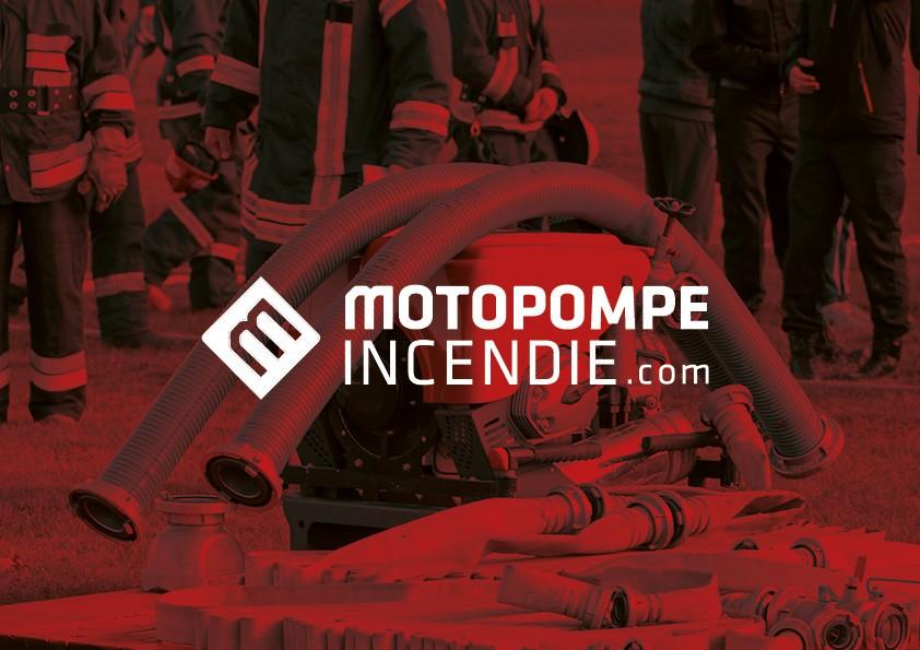 Site internet avec catalogue produits  | www.motopompe-incendie.com