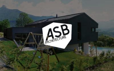 Conception et référencement de site web pour architecte | ASB architecture | Chambéry – Savoie