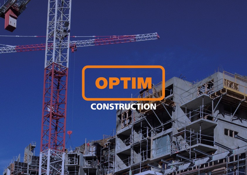 Création de site web vitrine | OPTIM construction