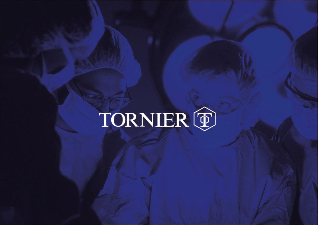 Conception graphique TORNIER Implants Chirurgicaux