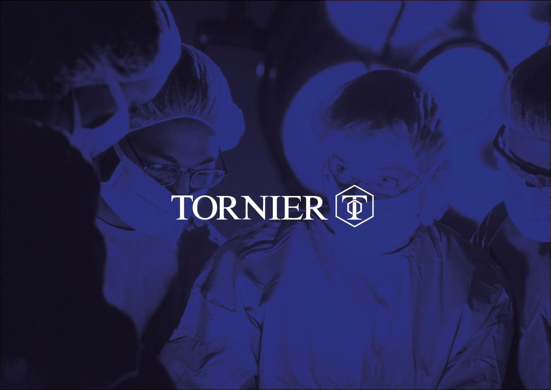 Graphisme print, web et vidéo pour le fabricant de matériel médical | TORNIER
