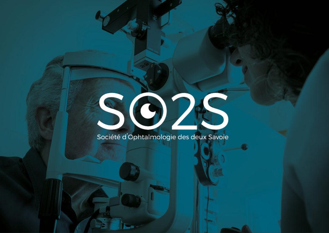 Création du logo SO2S