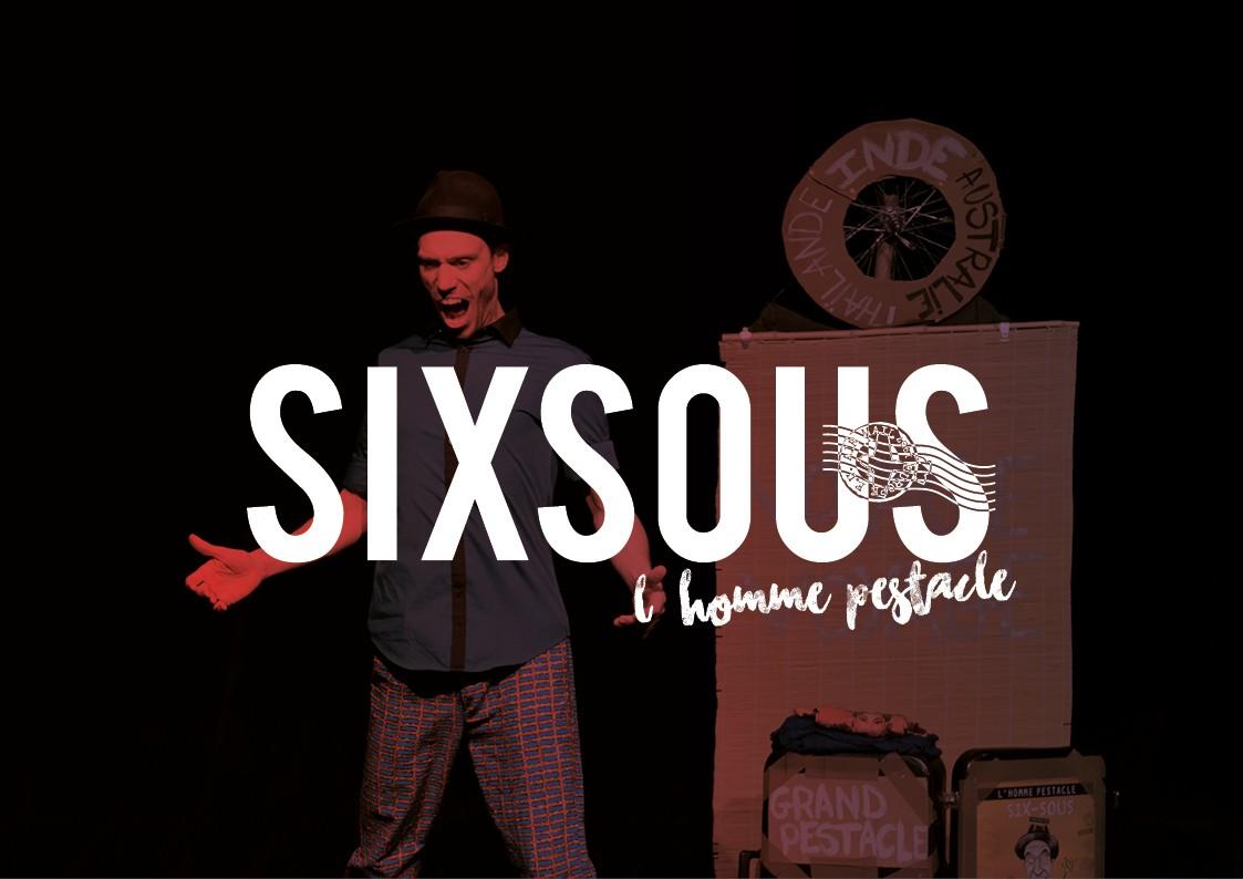 Communication pour artiste comédien humoriste | SIXSOUS | Lyon