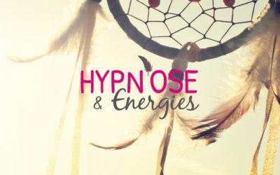 Création de logo et site internet | Hypnose et Energies | Savoie