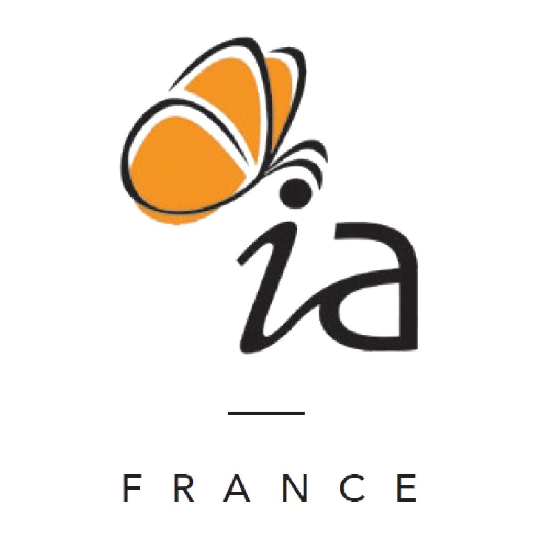 Conception de site internet pour IA France mobilier- Logo - Clicher