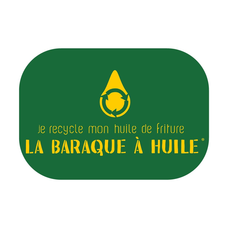 Conception de site web ecologique pour la baraque a huile- Logo - Clicher