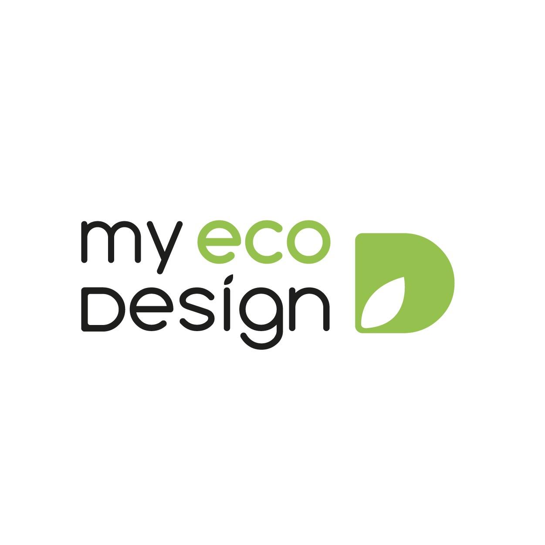 Conception de site web marchand pour My Eco Design- Logo - Clicher