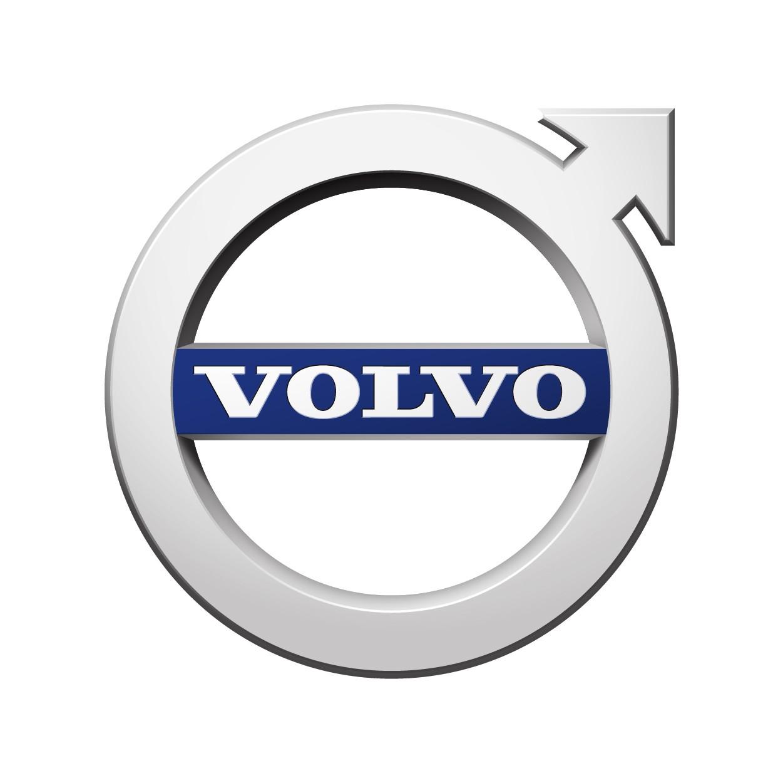 Conception graphique et publicite concessionnaire automobile Volvo en Savoie- Logo - Clicher