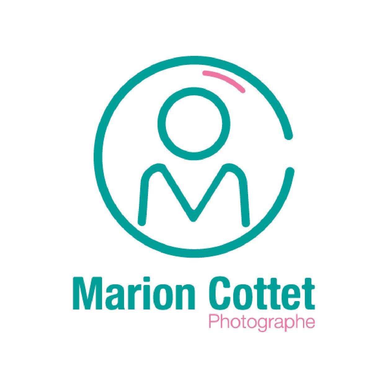 Création de logo et site internet pour photographe Marion Cottet - Savoie