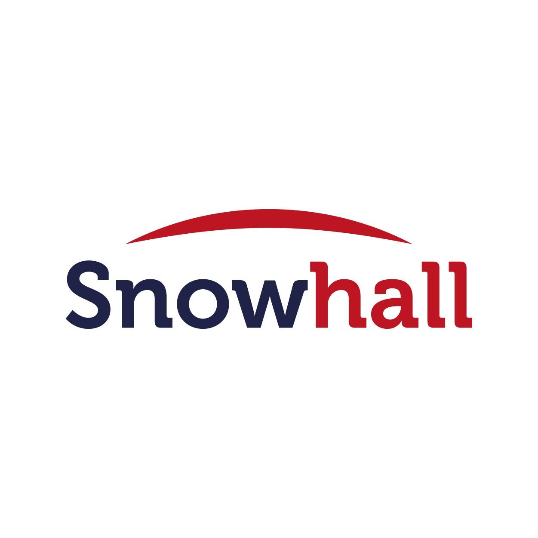 Creation de logo pour la piste de ski indoor Snowhall Amneville
