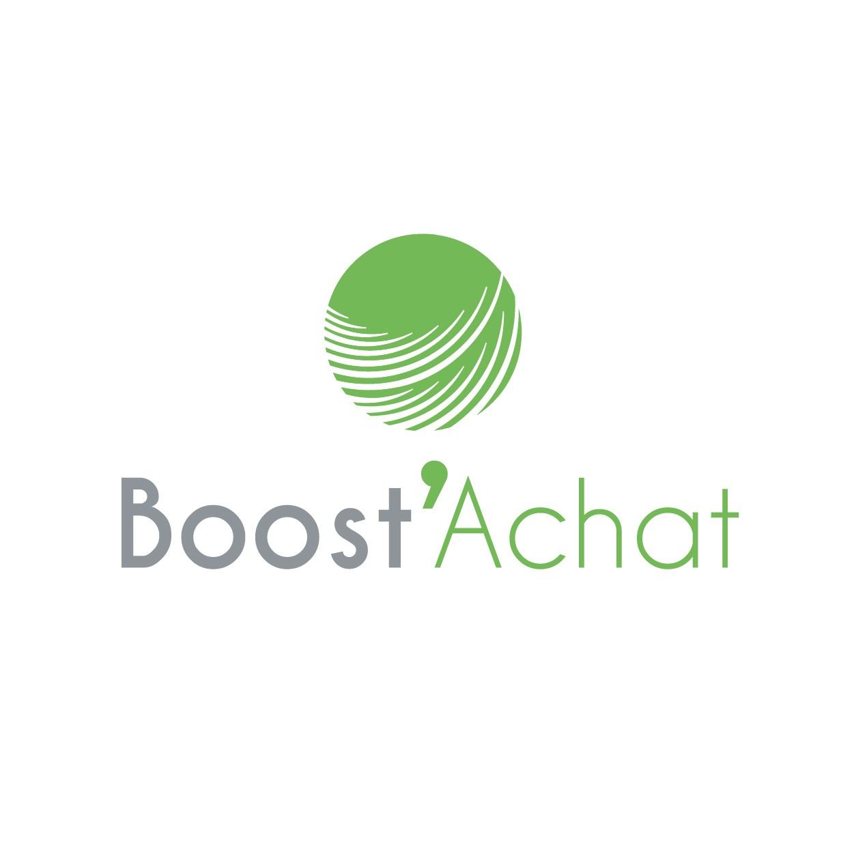 Creation de support de communication pour startup Boost achat a lyon