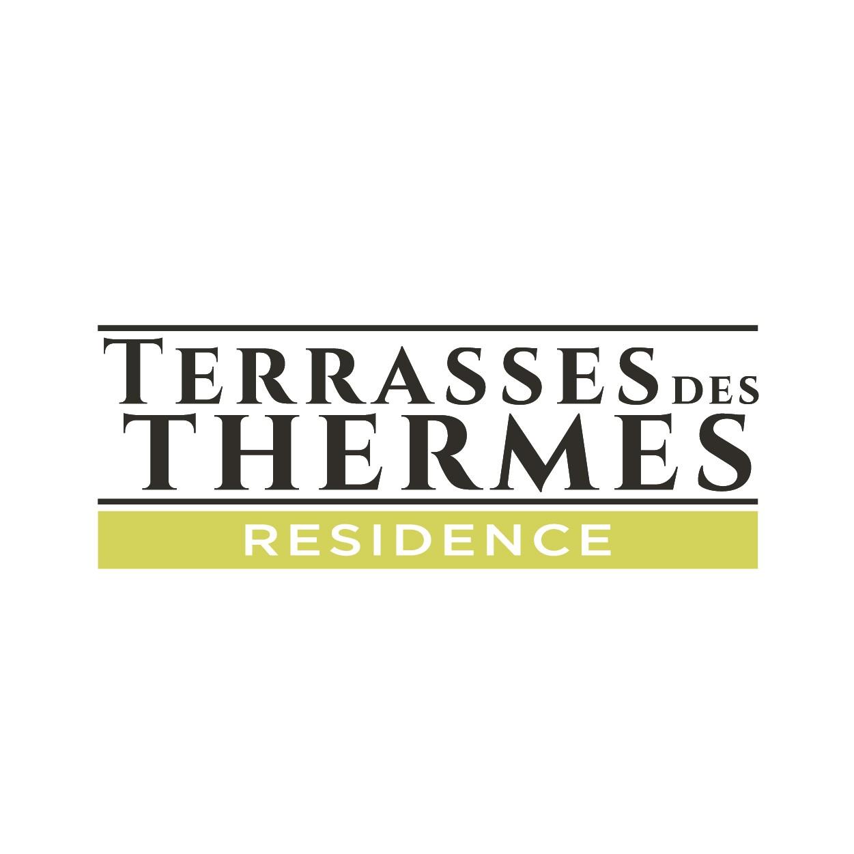 Création logo et communication digitale pour programme immobilier Terrasse des thermes - AIX-LES-BAINS