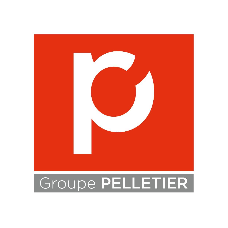Création logo et support de communication pour entreprise de construction Groupe Pelletier - Savoie