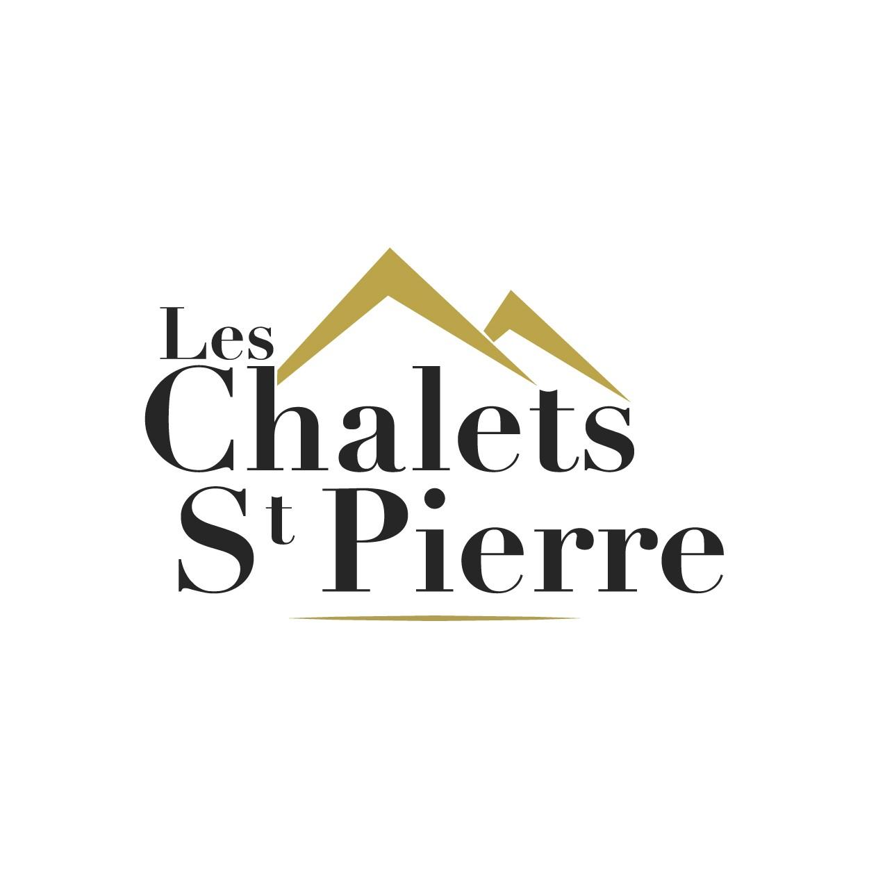 Création logo pour programme immobilier CHALET stPierre - Savoie