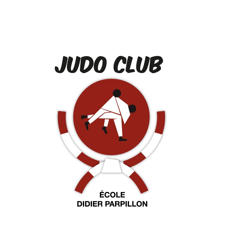 Graphisme pour association sportive  Judo Club - La Motte Servolex