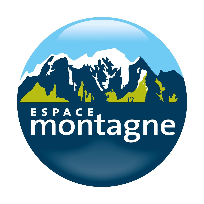 Graphisme publicité et communication pour le magasin Espace Montagne - Lyon