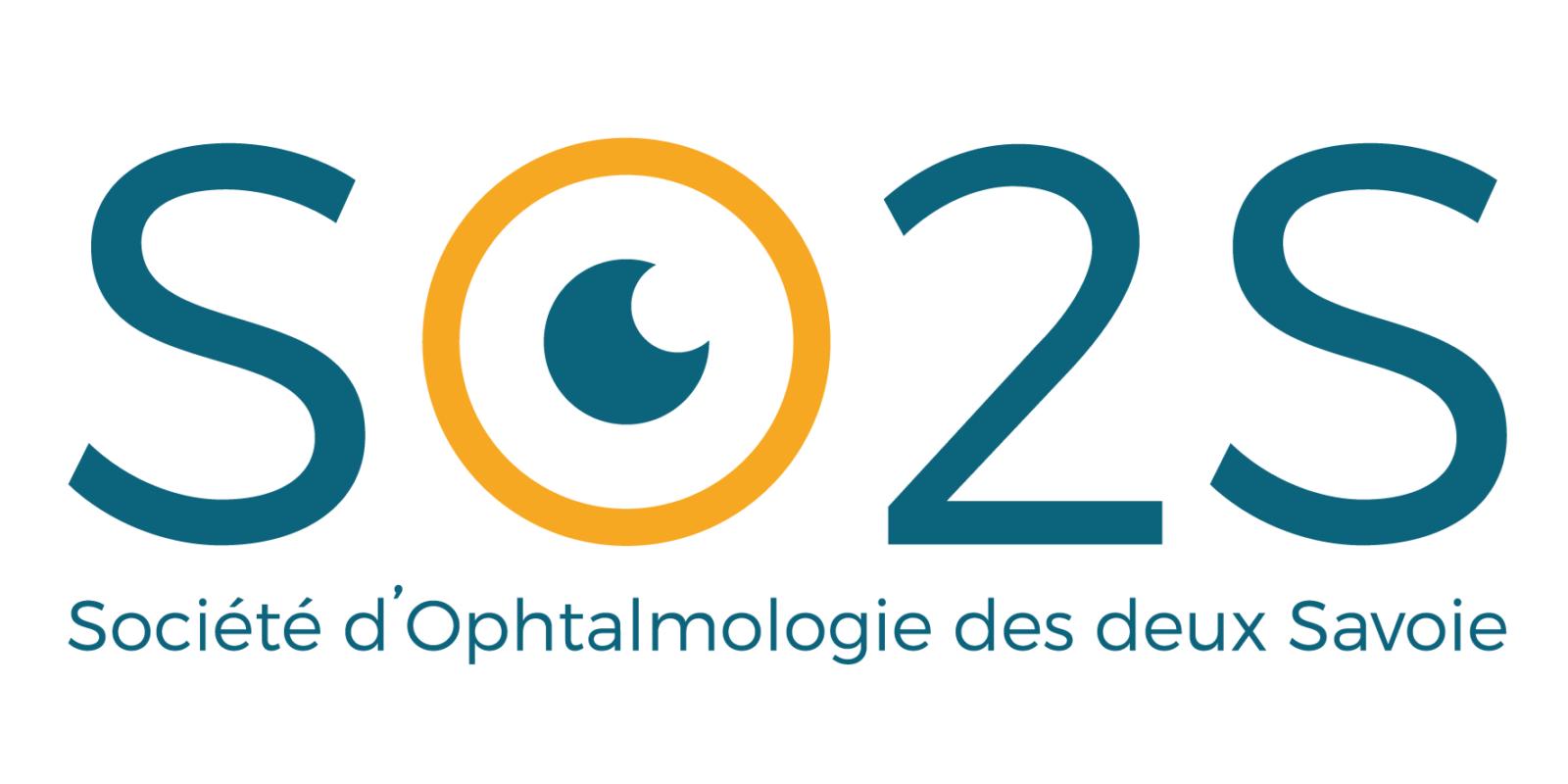 Creation de logo association SO2S - Société d'Ophtalmologie des deux Savoie - LOGO HD