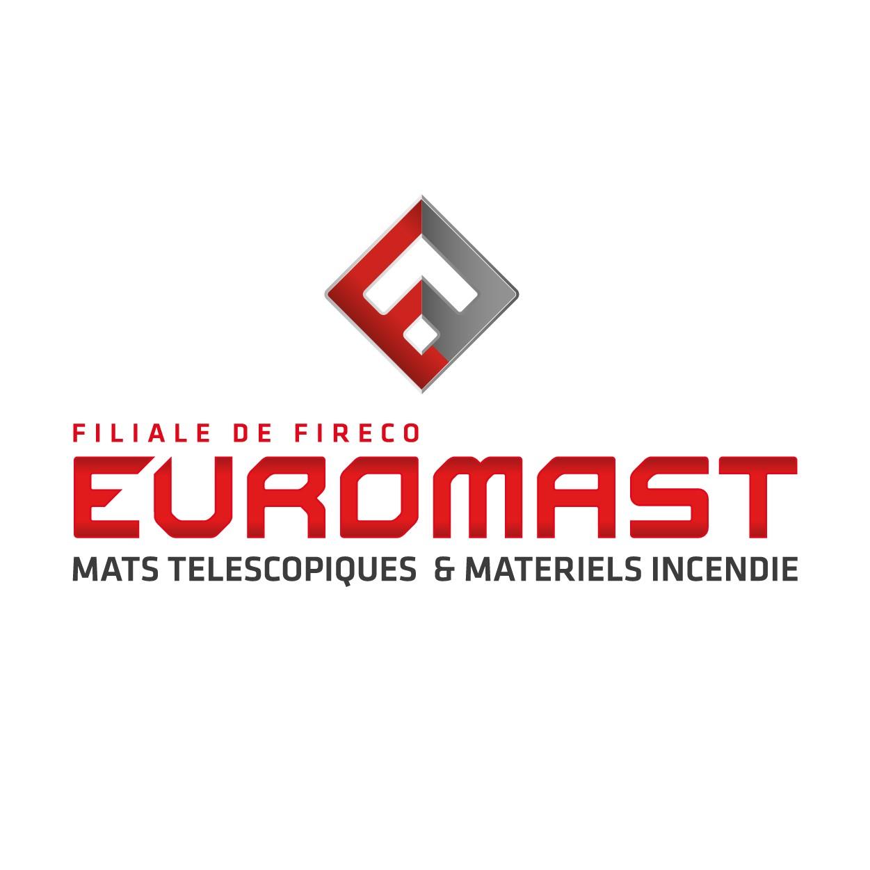 Graphisme, communication et gestion de sites internet pour la societe EUROMAST en Savoie