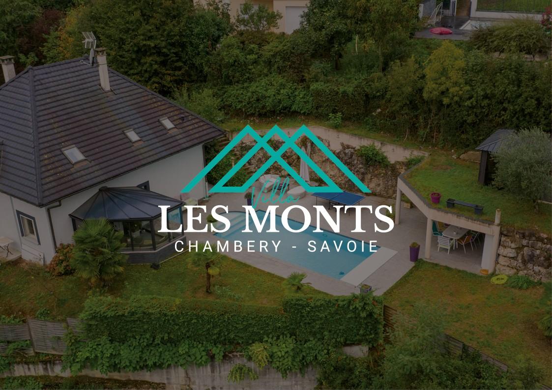 Photographie et vidéo immobilière | Villa LES MONTS | Chambéry Savoie