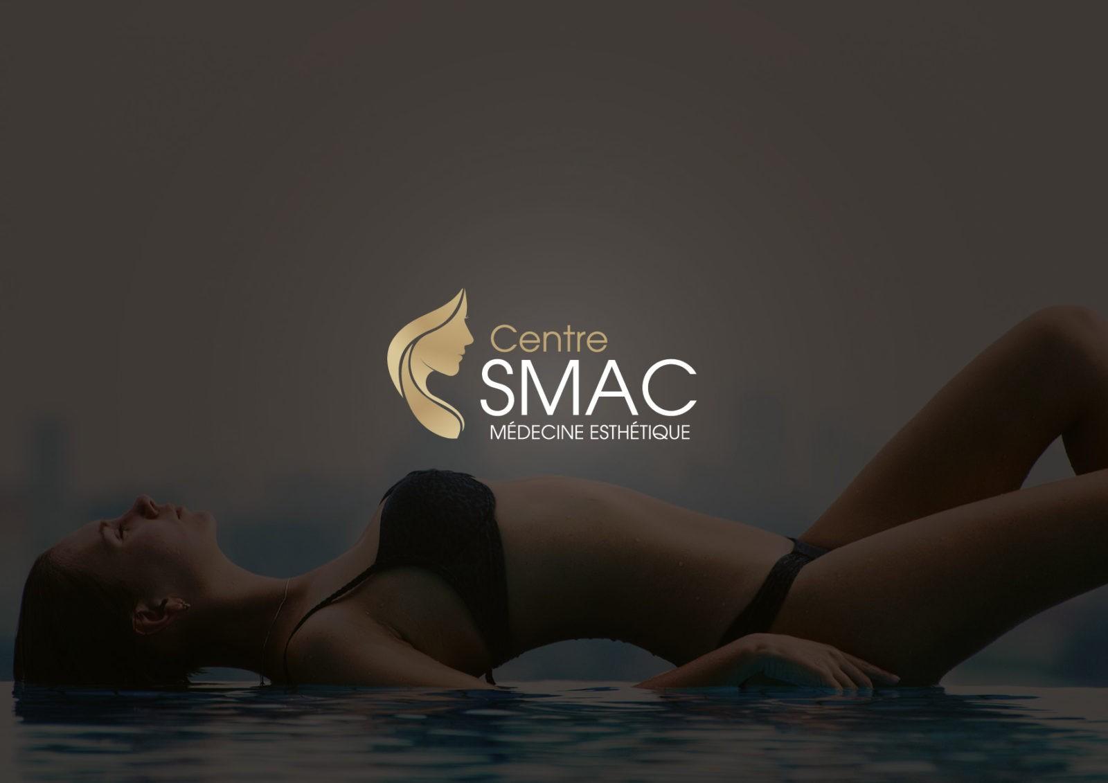 Création de logo, site web et plaquette pour le centre de Médecine Esthétique de Chambéry