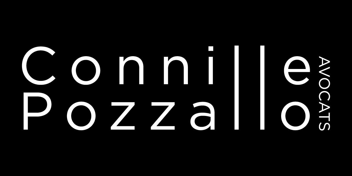 Création de logo pour le cabinet d'avocat | Connille Pozzallo | Chambéry - Savoie