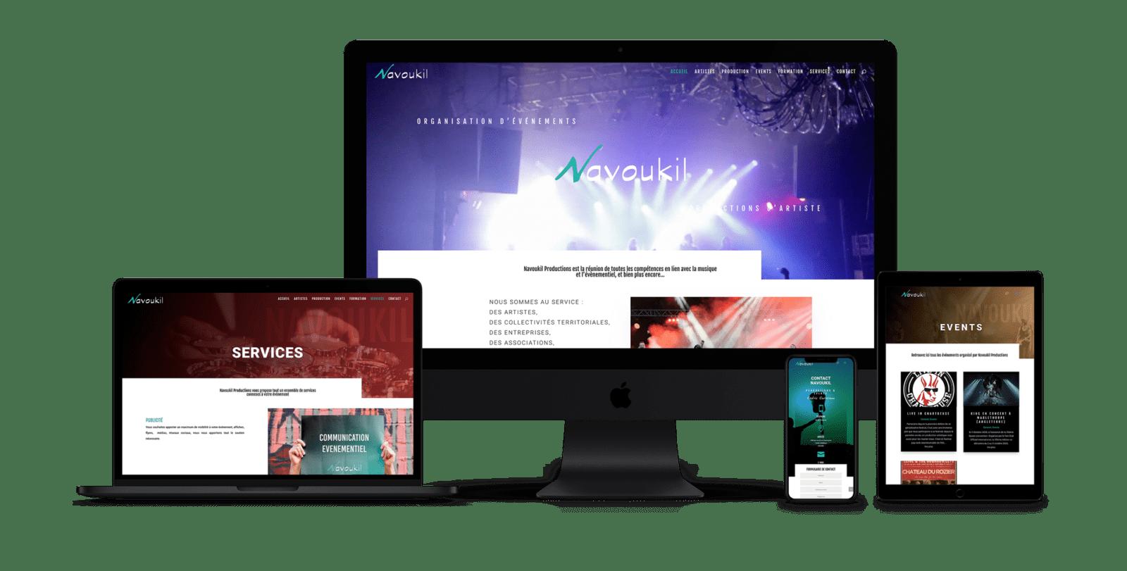 Création de site internet pour entrepreneur touristique Beaune en Bourgogne