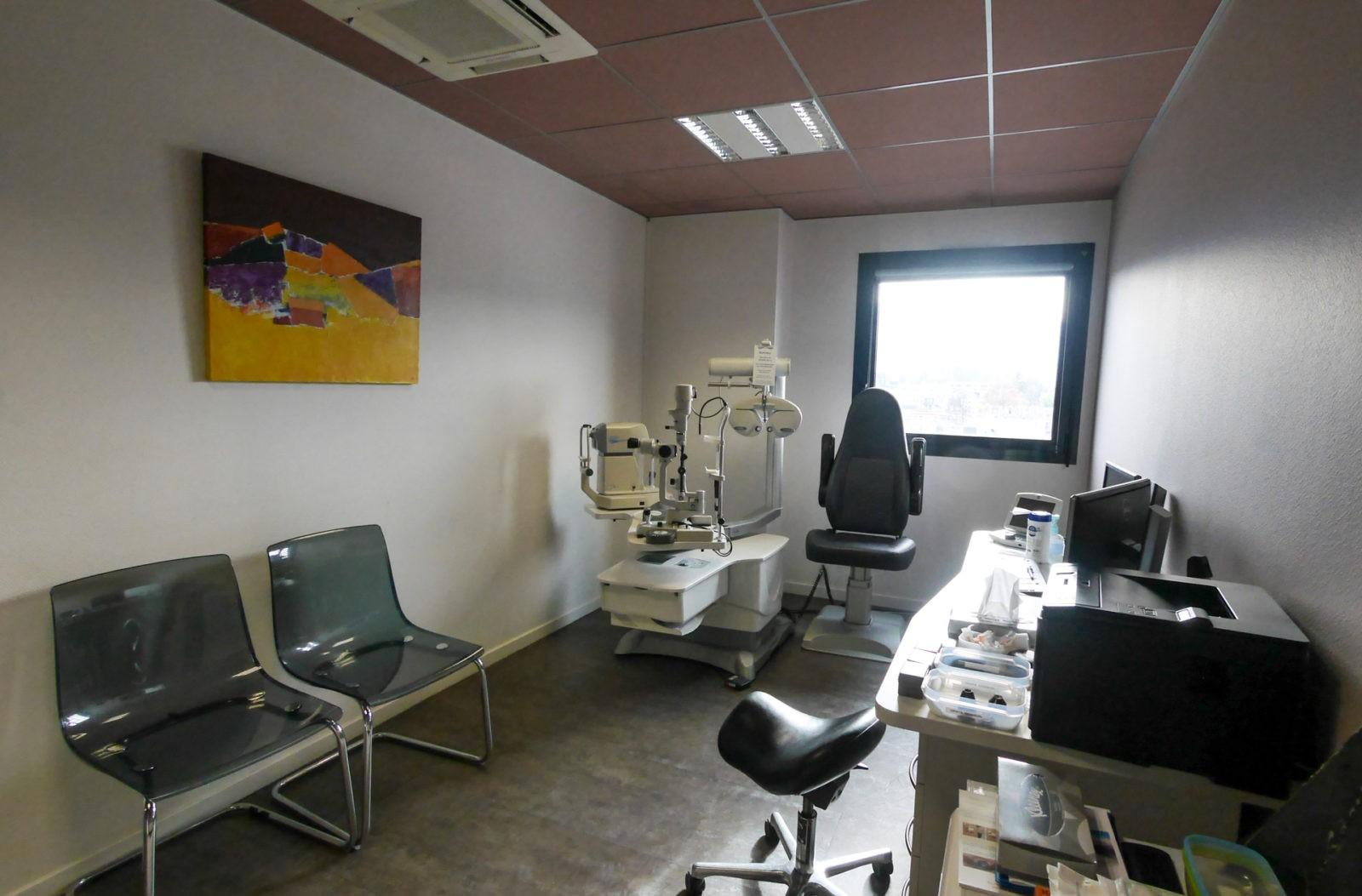 Reportage et portrait photo au Centre Oculus de Chambéry