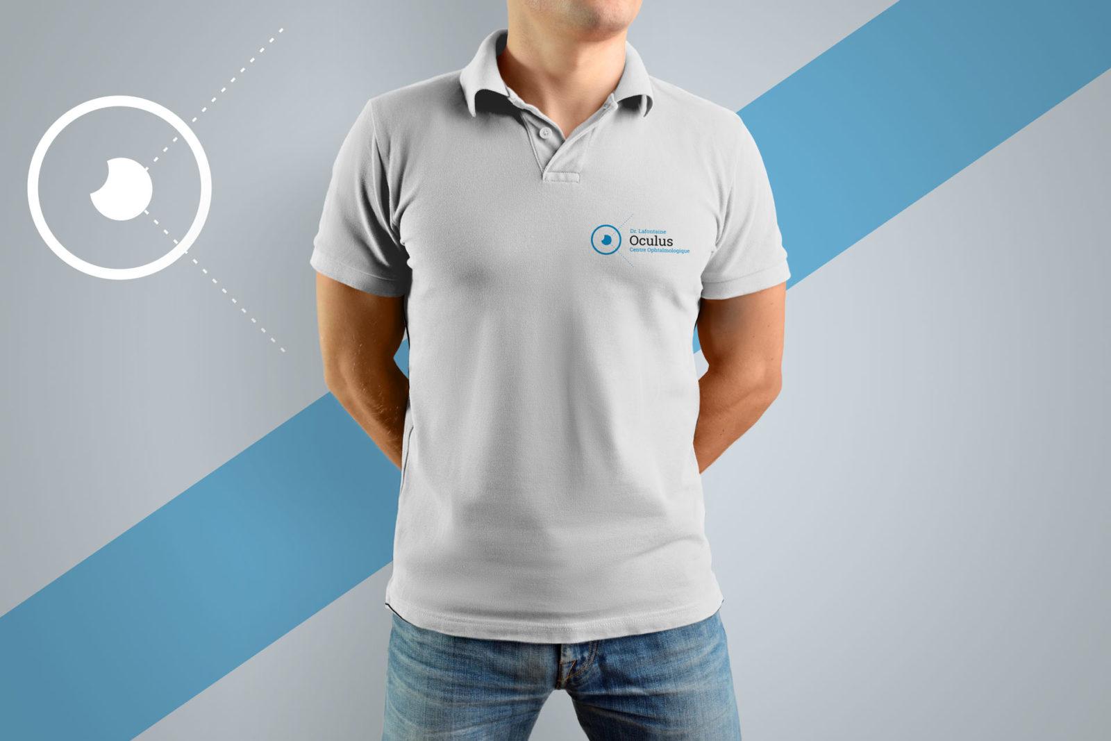 Broderie personnalisée sur Polo - Votre logo brodé sur vos textiles