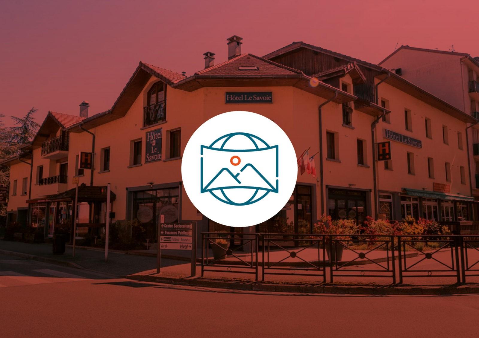 Reportage photo et Visite virtuelle 360° | Hôtel Le Savoie | Albertville